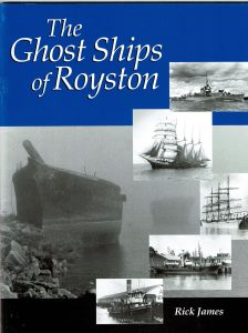 The Ghost Ships of Royston